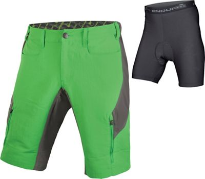Endura Men's Singletrack III Short with Liner
