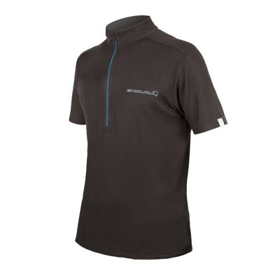 Endura Men's Singletrack Merino Jersey