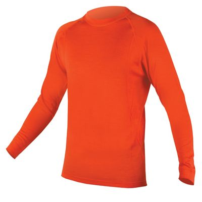 Endura Men's BaaBaa Merino LS Baselayer Top