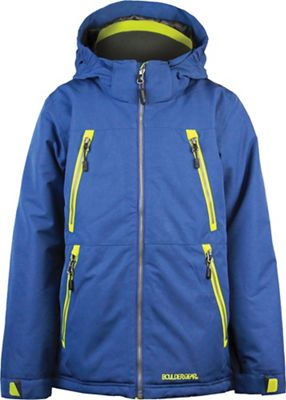 Boulder Gear Boys' Highflier Jacket
