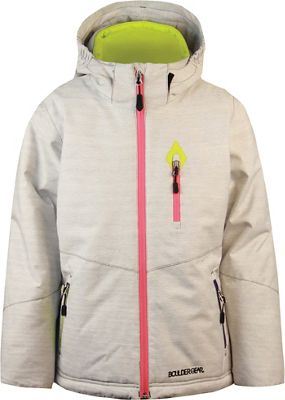 Boulder Gear Girls' Quirky Tech Jacket