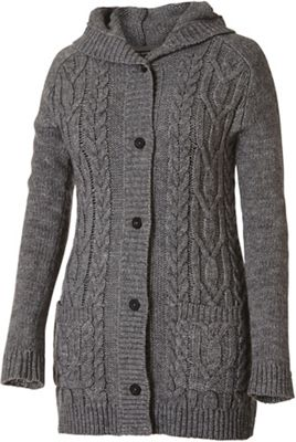 Royal Robbins Women's Ahwahnee Hooded Cardi