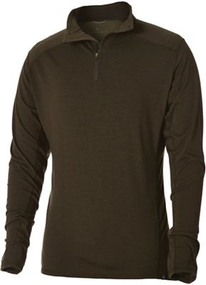 Royal Robbins Men's Merinolux 1/4 Zip Top