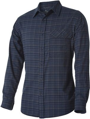 Royal Robbins Men's Peak Performance Plaid LS Shirt