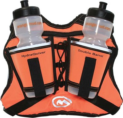 Orange Mud Hydra Quiver Double Barrel Hydration Pack