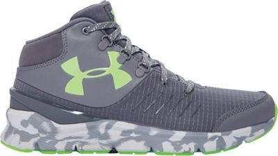 Under Armour Boys' UA BGS Overdrive Mid Marble Boot