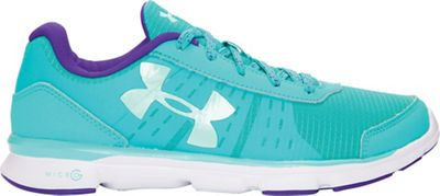 Under Armour Girls' UA GGS MicroG SpeedSwift GRT Shoe