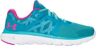 Under Armour Girls' UA GGS Micro G Shift RN Shoe