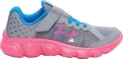 Under Armour Girls' UA GPS Assert 6 AC Shoe