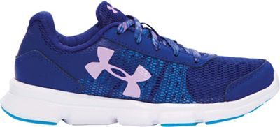 Under Armour Girls' UA GPS Speed Swift Shoe