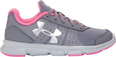 Under Armour Girls' UA GPS Speed Swift Grit Shoe