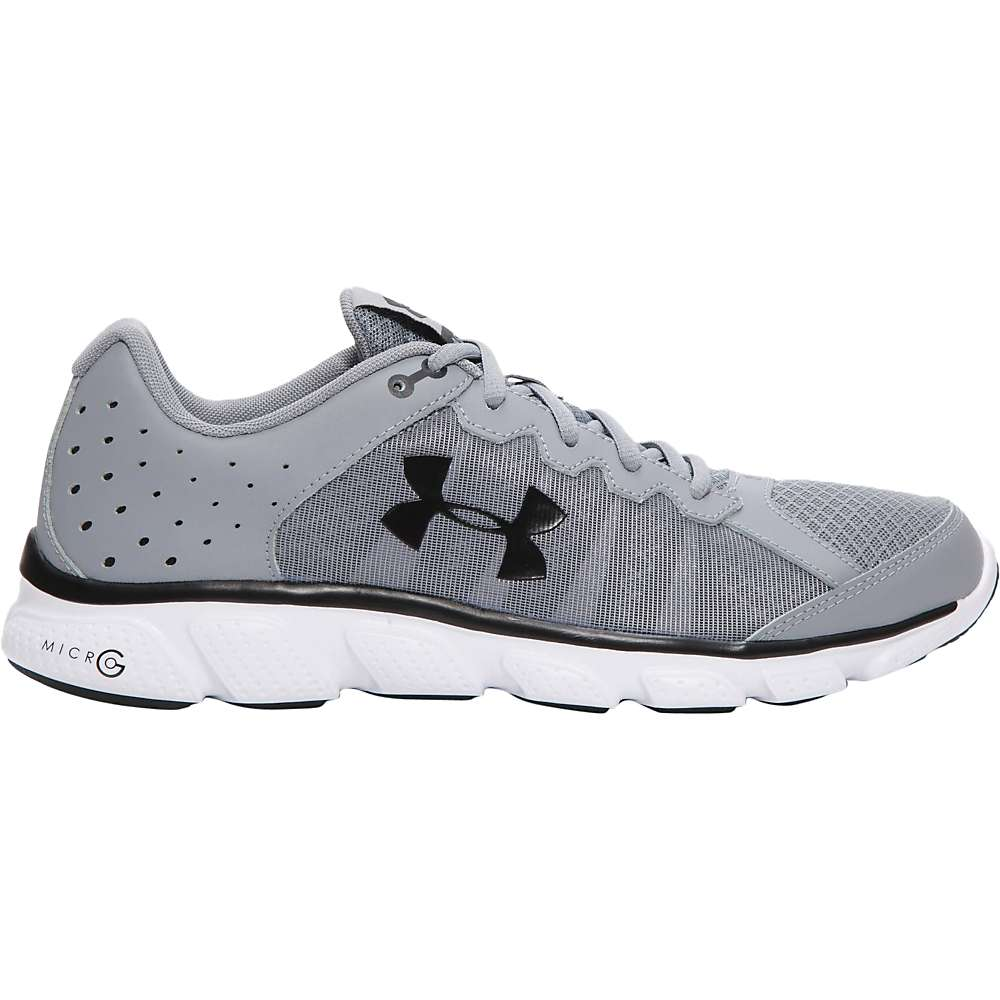 Under armour running shoes micro g