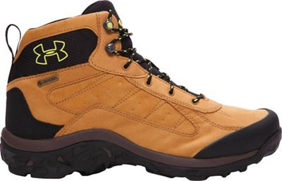 Under Armour Men's UA Wall Hanger Mid Lite Boot