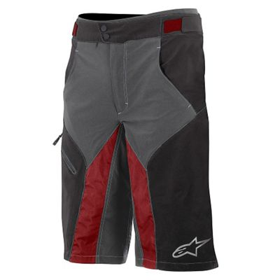 Alpine Stars Men's Outrider WR Base Short without Inner Lining