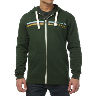 Moosejaw Men's Retro Axel Foley Heavy Weight Zip Hoody