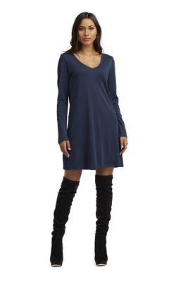 Indigenous Designs Women's Essential V Dress