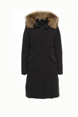 Woolrich John Rich & Bros. Women's Luxury Long Parka