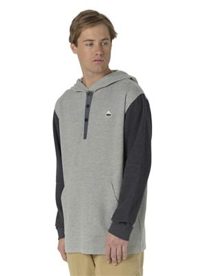 Burton Men's Dexter Hooded Henley Top