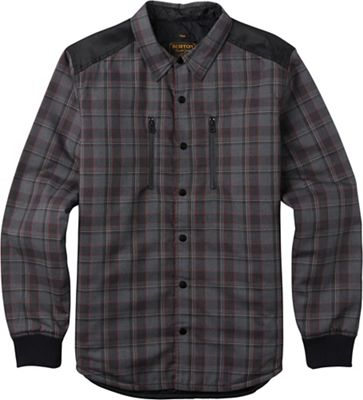Burton Men's Field Quilted Flannel Shirt