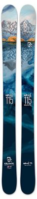 Icelantic Nomad 115 Skis