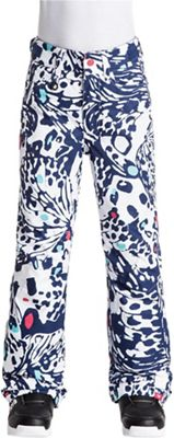 Roxy Girl's Backyard Print Pant
