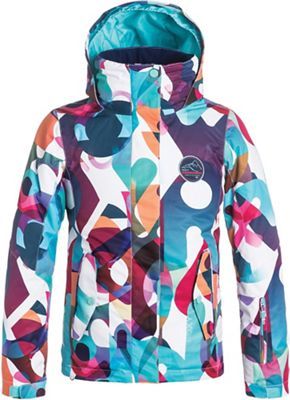Roxy Girl's Jetty Jacket