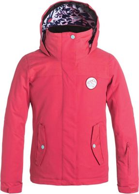 Roxy Girl's Jetty Solid Jacket