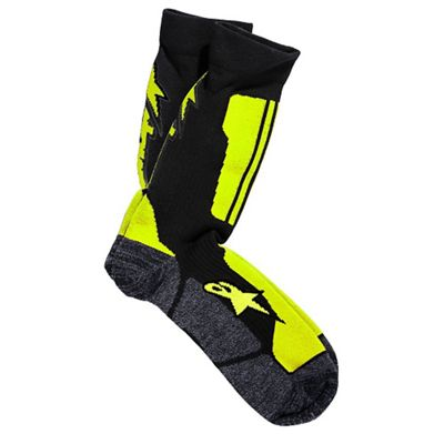 Alpine Stars Men's Crew Sock