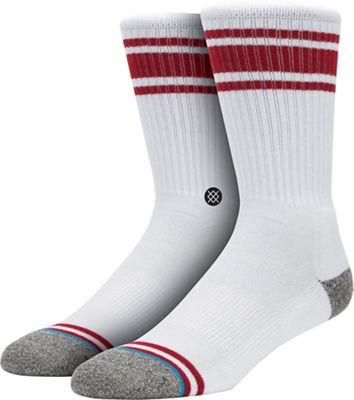 Stance Men's White Out Sock