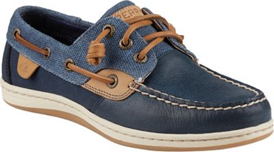 Sperry Women's Songfish Waxy Canvas Shoe