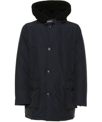 Woolrich John Rich & Bros. Men's Shearling Parka