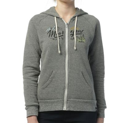 Moosejaw Women's Gimme Shelter Tri-Blend Zip Hoody