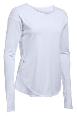 Under Armour Women's Essential LS Top