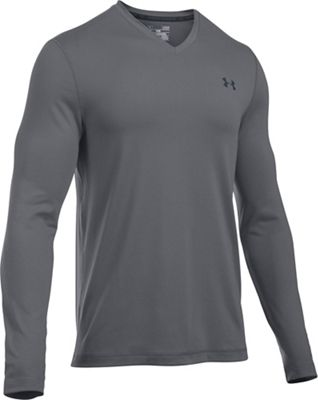 Under Armour Men's Lounge LS V Neck Top