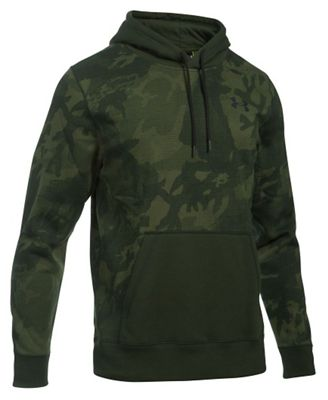 Under Armour Men's Rival Printed Pullover Hoodie