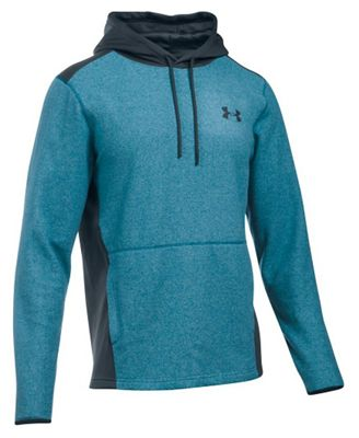Under Armour Men's The ColdGear Infrared Fleece Pullover Hoodie