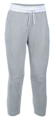 Under Armour Women's The Terry Crop Pant