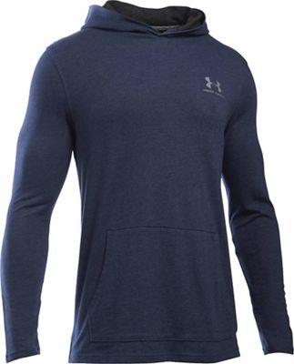 Under Armour Men's Triblend LS Jersey Pullover Hoodie