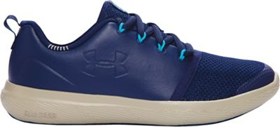 Under Armour Boys' UA BGS 24/7 Low Leather Shoe