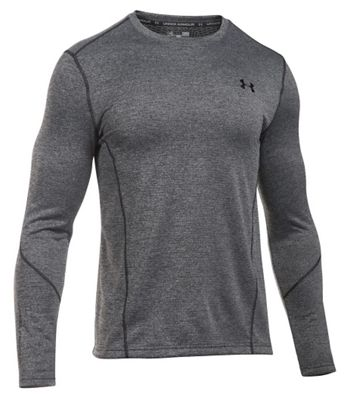 Under Armour Men's UA ColdGear Infrared Grid Fitted LS Tee
