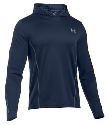 Under Armour Men's UA ColdGear Infrared Grid Popover Hoody
