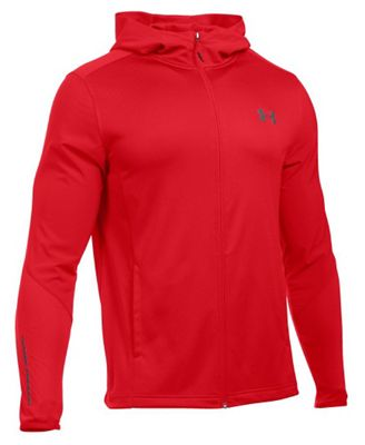 Under Armour Men's UA ColdGear Infrared Grid Full Zip Hoody