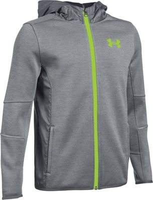 Under Armour Boys' UA Swacket Full Zip Jacket