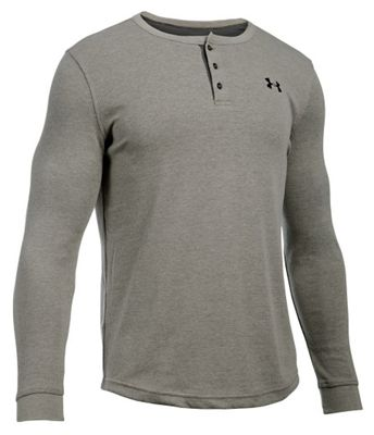 Under Armour Men's UA Waffle Henley