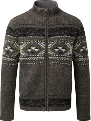 Sherpa Men's Tembo Full Zip Sweater