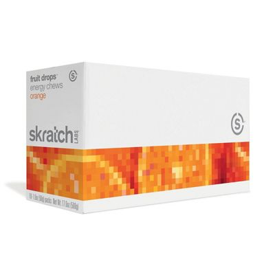 Skratch Labs Fruit Drops Energy Chews - 10 Pack