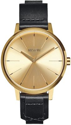 Nixon Women's Kensington Leather Watch
