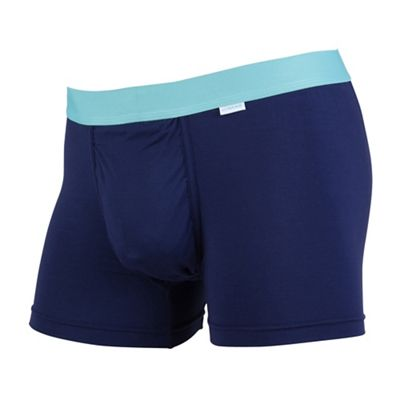 MyPakage Men's Weekday Trunks Solid Boxer Brief