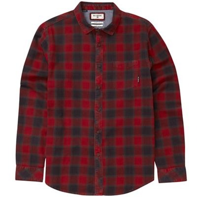 Billabong Men's Fremont Flannel Shirt