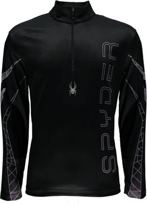 Spyder Men's Powertrack Dry W.E.B. T-Neck